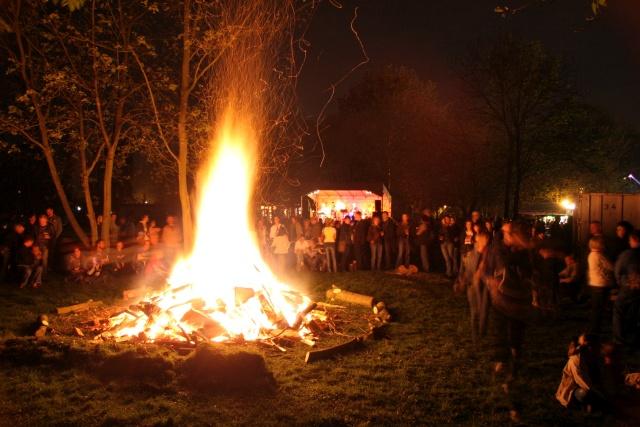 Walpurgisnacht Rituale