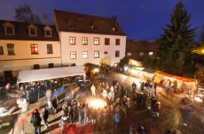 Historischer Weihnachtsmarkt am Torhaus Markkleeberg