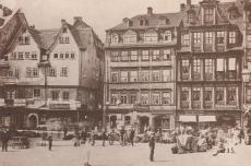 Hermann Walter, Gasthof Blaues Ross am Königsplatz, Leipzig, 1870