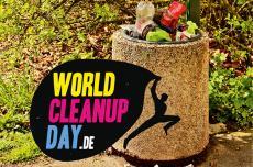 World Cleanup Day 2021 - Markkleeberg räumt auf!